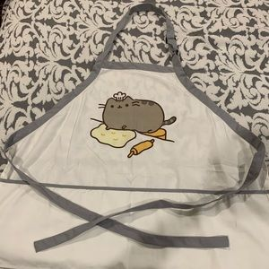 Pusheen Making Bread Apron